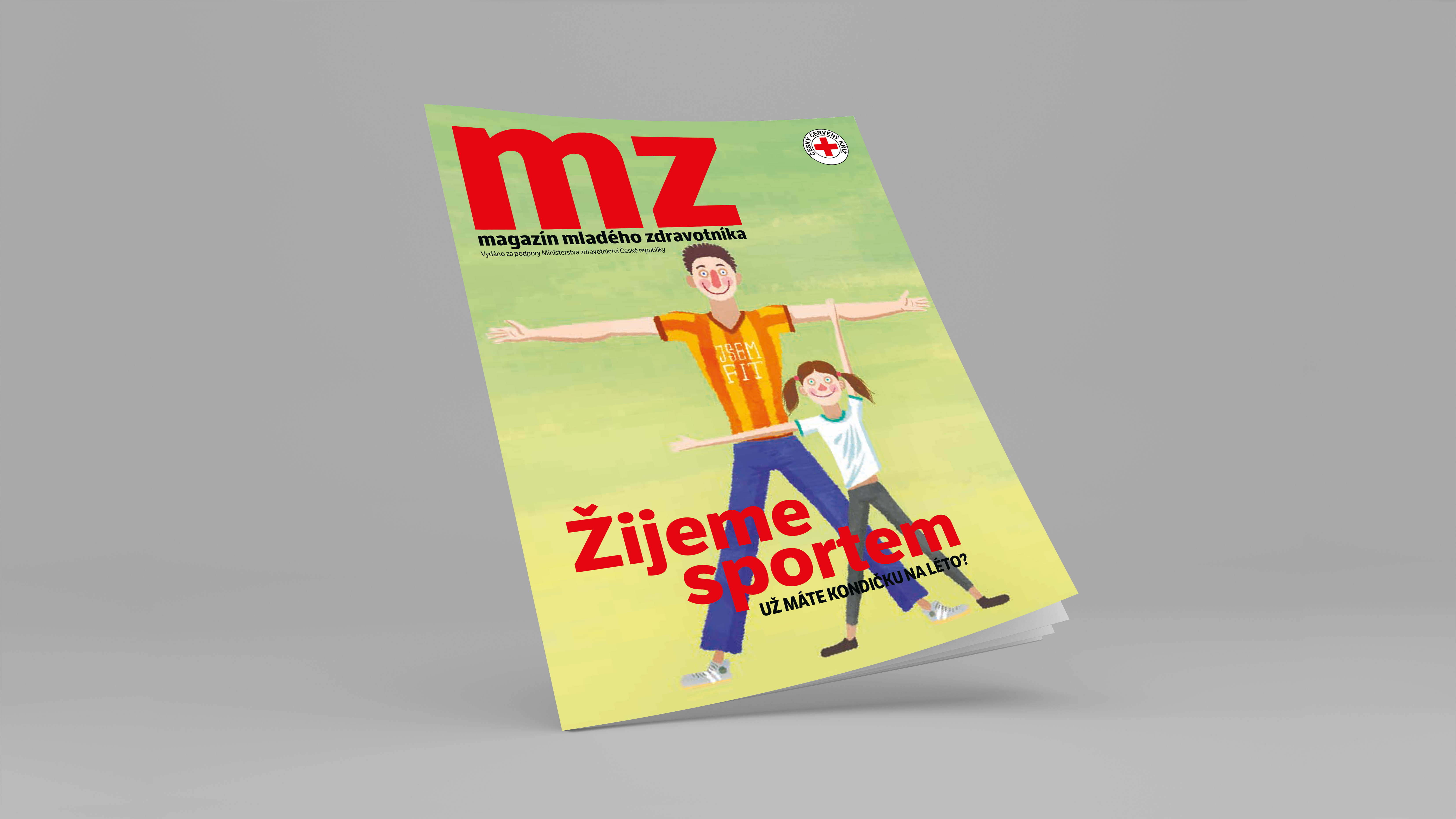 Magazín mladého zdravotníka ('Young Medic magazine')