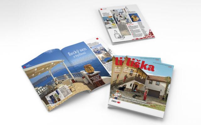 ČMSS: magazín Liška
