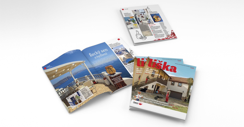 Liška magazine