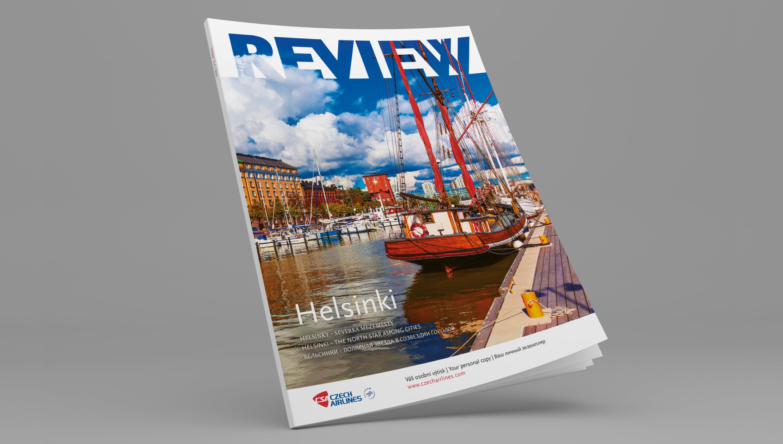 Magazín ČSA Review