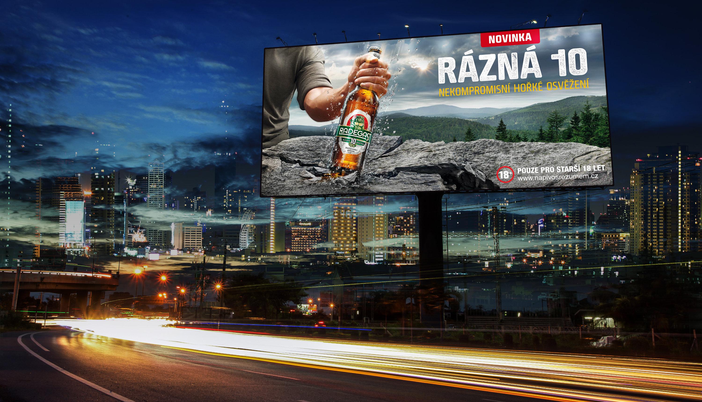 RADEGAST & launch of new Radegast Rázná 10 beer