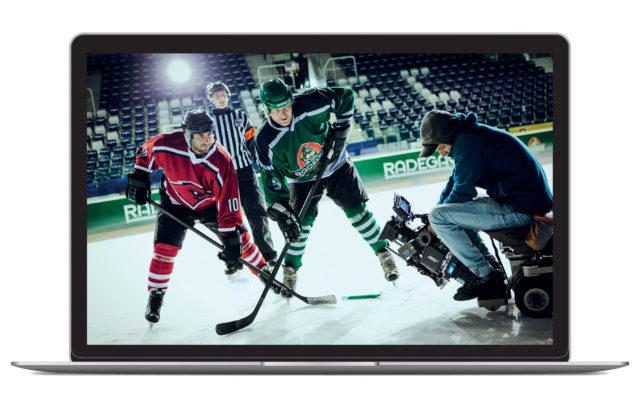 RADEGAST & ice hockey sponsoring